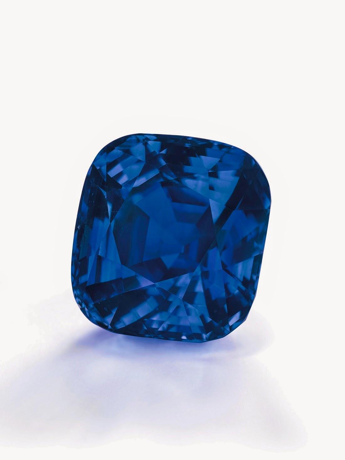 Jewelry News Network Kashmir Sapphire Sets Record Jackie
