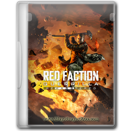 Red Faction Guerrilla ReMarstered Full Español