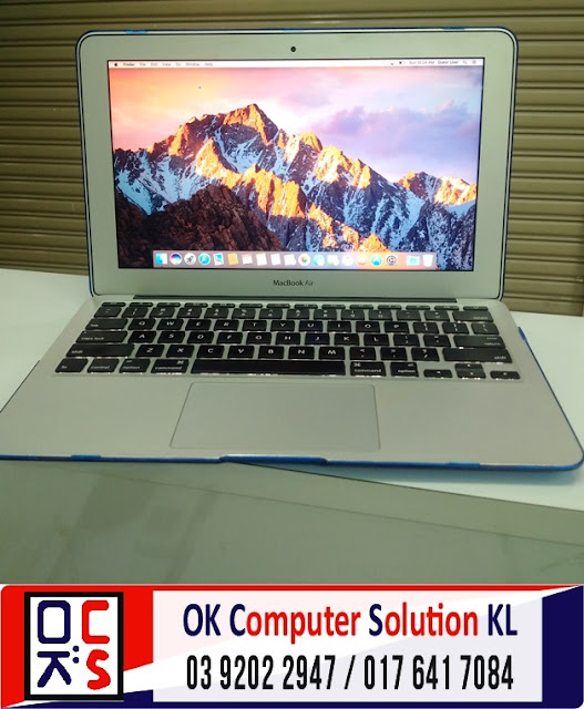 [SOLVED] BATERI MAC AIR A1370 ROSAK | REPAIR MAC DESA PANDAN 6