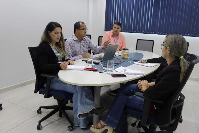 Sebrae e Governo do Estado no Programa Inova Agro Rondônia