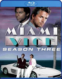 Miami Vice – Temporada 3 [4xBD25] *Con Audio Latino, no subs