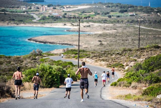 Elafonisos Run 2020: Δρομικοί αγώνες δίπλα στη θάλασσα