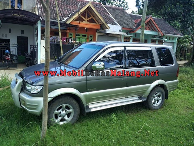 isuzu phanter touring