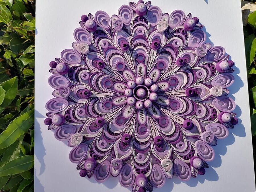 01-Purple-Mandala-Quilling-Branka-Miletić-www-designstack-co