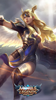 Freya Valkyrie Heroes Fighter of Skins Rework V1