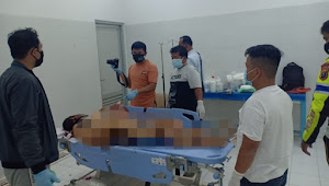 Rianto Simbolon Ditemukan Tewas Terbunuh di Jalan Ronggur Samosir