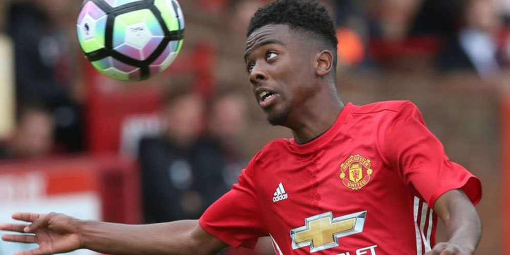 5 Pesepakbola Termuda yang Sudah Bermain untuk United
