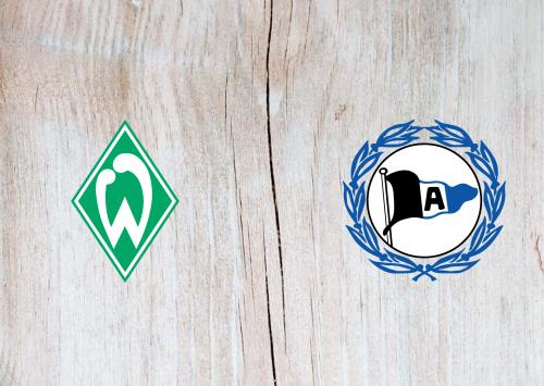Werder Bremen vs Arminia Bielefeld -Highlights 03 October 2020