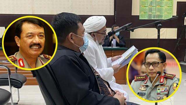 Di Arab Ada Kesepakatan Habib Riziek Dengan BG dan Tito Karnavian | LihatSaja.Com