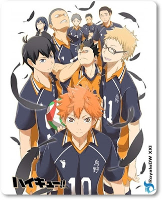Download Anime Haikyuu!Full Episode sub Indo