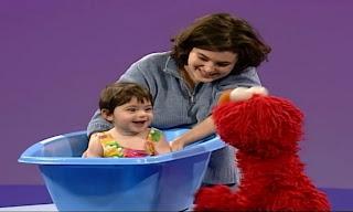 Elmos World Water Kids and Baby