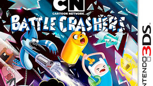 Cartoon Network: Battle Crashers [3DS] [Español] [Mega] [CIA]