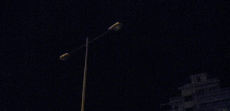 Στο σκοτάδι δρόμοι στην Κεντρική Μακεδονία λόγω κλοπής καλωδίων