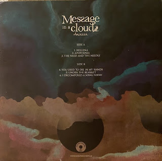 Message In a Cloud - (2018) Anassa_back