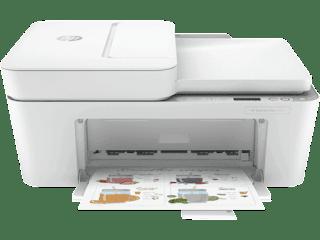 HP DeskJet Plus 4122 Drivers Download