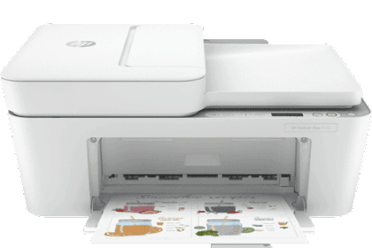 HP DeskJet Plus 4122 Drivers Download