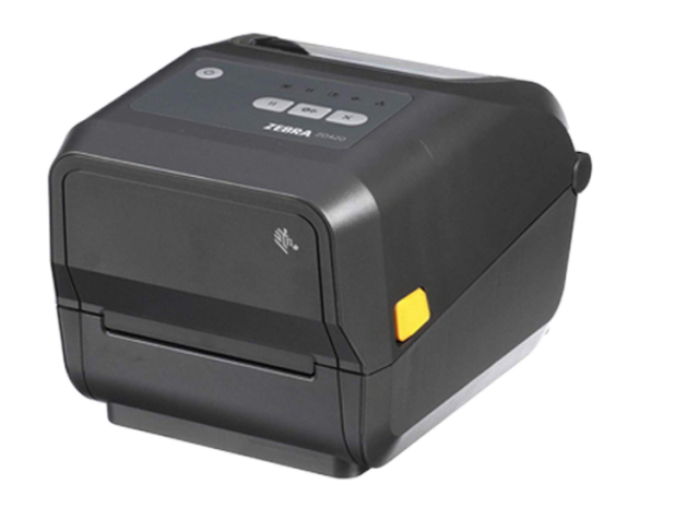 Zebra ZD420 Thermal Transfer Desktop Printer for Labels,Barcodes, Tags, and Wrist Band Printing 4 Inch Width, 300 DPI (ZD42043-T0G000EZ)