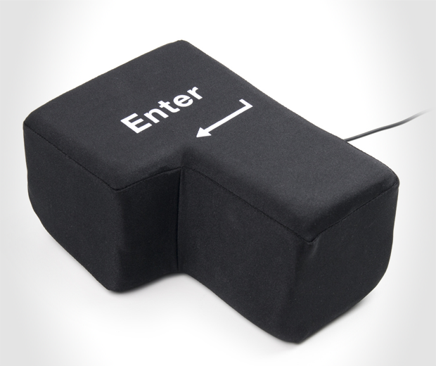 Giant Enter Key