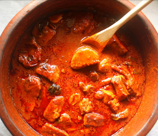 Fish curry food recipe from Ghana Africa