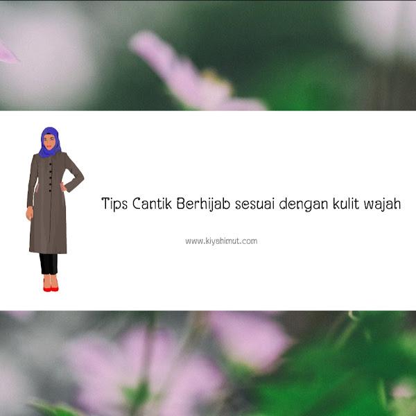 Tips Cantik Berhijab sesuai dengan Warna Kulit