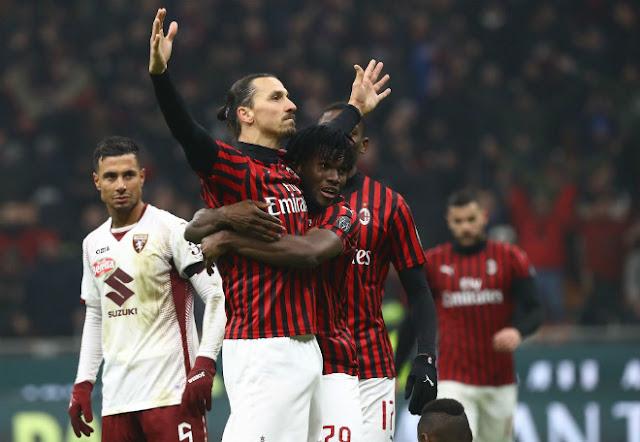 """Video AC Milan 4-2 Torino: Đại tiệc 6 bàn, Ibrahimovic """"chốt hạ"""""""