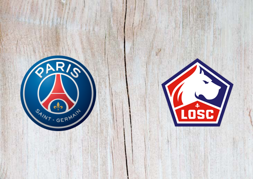 PSG vs Lille -Highlights 17 March 2021