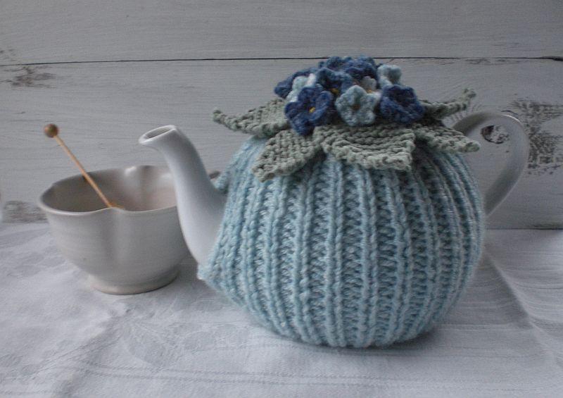 Teekannenwärmer Häkeln Anleitung My Blog