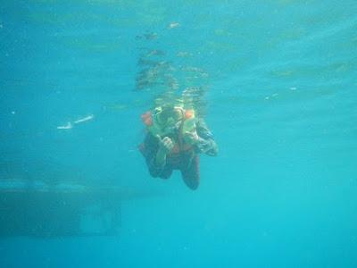Serunya Snorkelling di Pulau Tidung