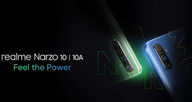 Realme Narzo 10 vs Realme Narzo 10A