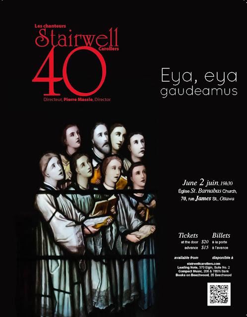 Eya, Eya Gaudeamus Poster