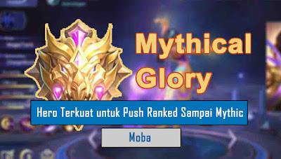 Hero Mobile Legends Terkuat untuk Push Ranked Sampai Mythic