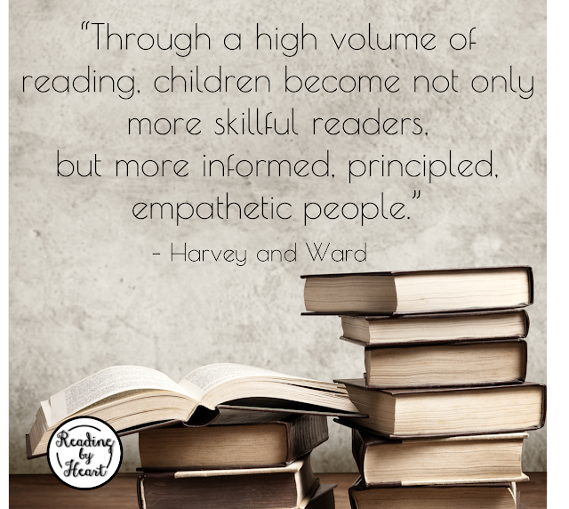 Volume reading builds background knowledge, increases vocabulary, improves writing, and develops empathy.  Voluminous, engaged reading is the best intervention for struggling, striving readers. Join us as we discuss Stephanie Harvey and Annie Ward's book, From Striving to Thriving.