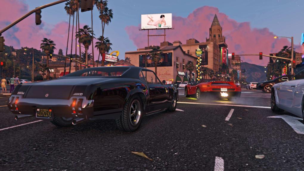 تحميل لعبة جاتا Grand Theft Auto V للاندرويد