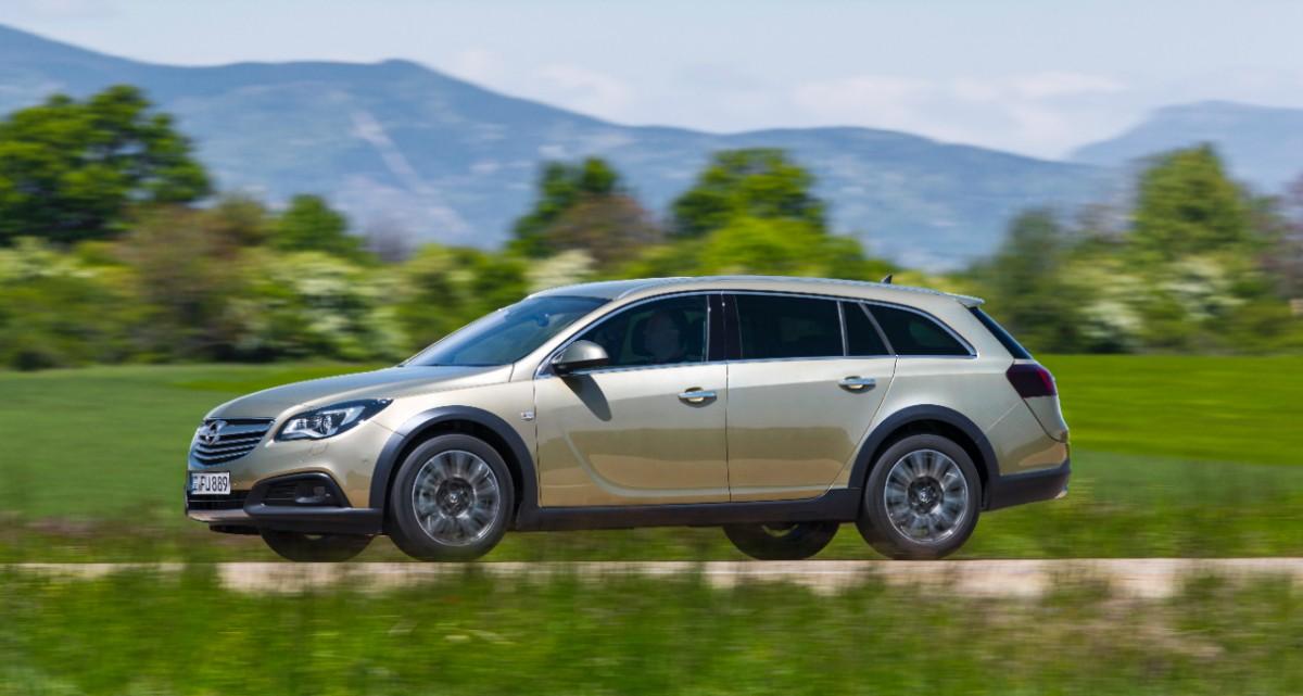 Opel Insignia Country Tourer 286821 medium Στα Εργοστάσια παραγωγής της Opel ανακυκλώνουν, επαναχρησιμοποιούν ή μετατρέπουν σε ενέργεια όλα τα απόβλητα