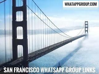 San Francisco - San Jose WhatsApp Group Links