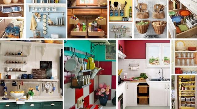 Οργάνωση-Τακτοποίηση στην Κουζίνα