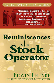 Reminiscences of a Stock Operator (1988) by Edwin Lefèvre (Author), Roger Lowenstein (Foreword)