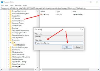 cara mengubah icon hardisk di windows 10