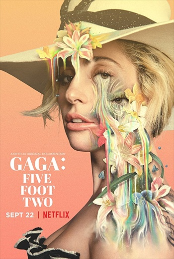 Gaga Five Foot Two 2017 English 720p WEBRip 800MB ESubs