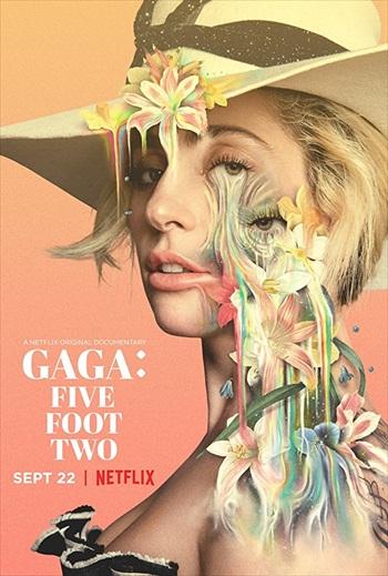 Gaga Five Foot Two 2017 English 720p WEBRip 800MB ESubs