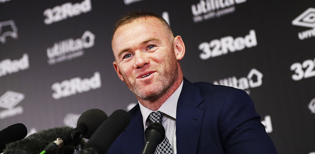 Wayne Rooney announces retirement as he is appointed Derby County boss