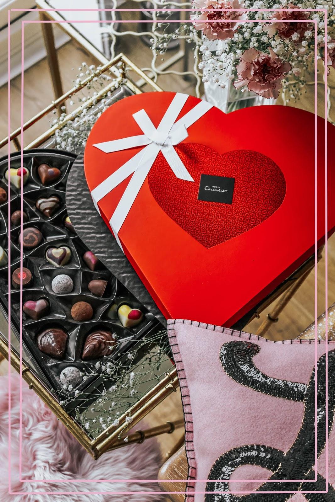 Hotel Chocolat Valentine's Luxury Blog Giveaway 2019