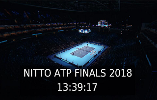Nitto ATP Finals Great Britain Biss Key Asiasat 5 19 November 2018