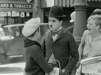 Luces de la ciudad (1931) - Charles Chaplin