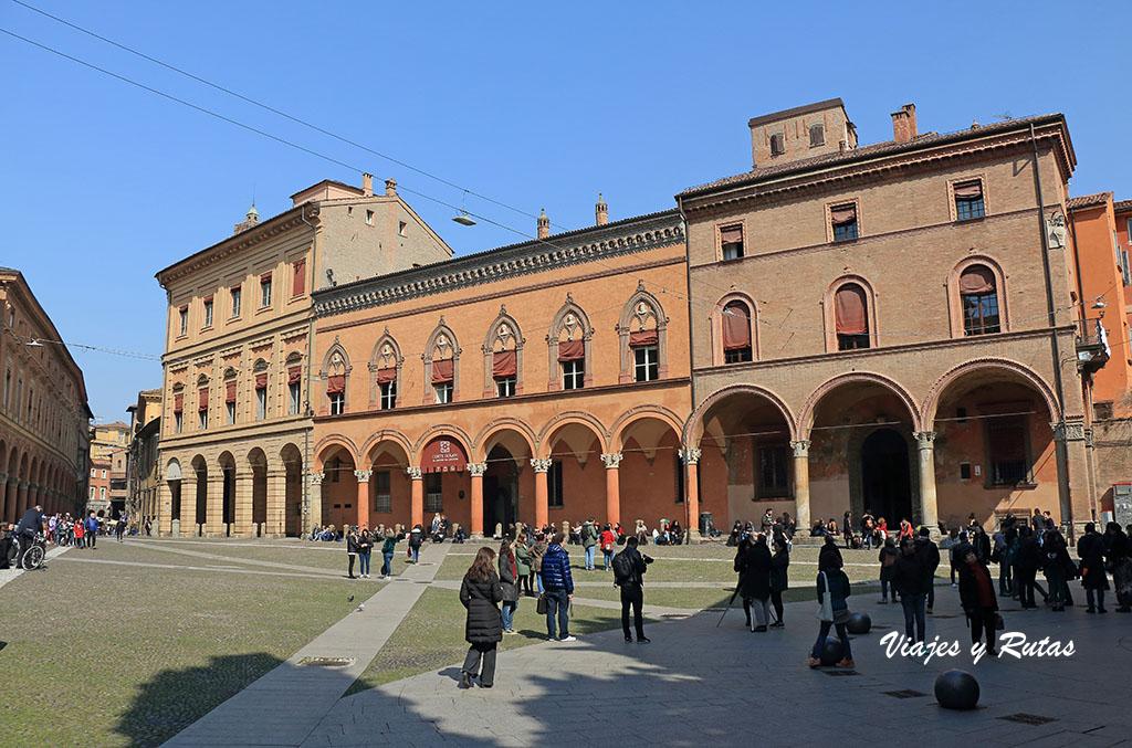 Palacio Isolani, de Bolonia