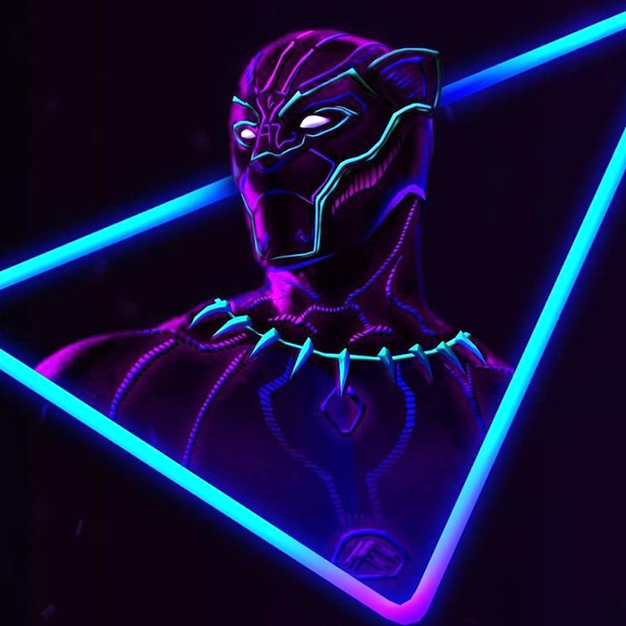 Nion Black Panther Wallpaper Engine Download Wallpaper