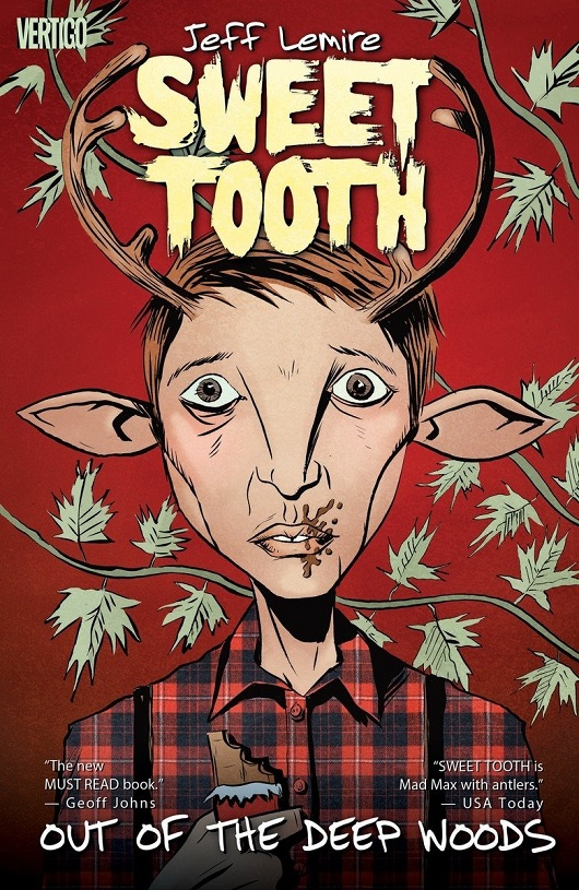 Cover of Sweet Tooth #1