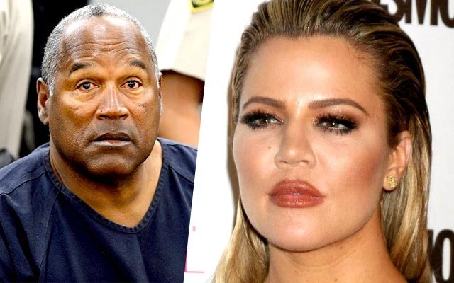 Khloe Kardashian begged to know if OJ Simpson was her real dad - prison staff