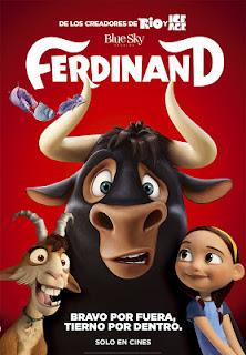 Olé, el viaje de Ferdinand en Español Latino