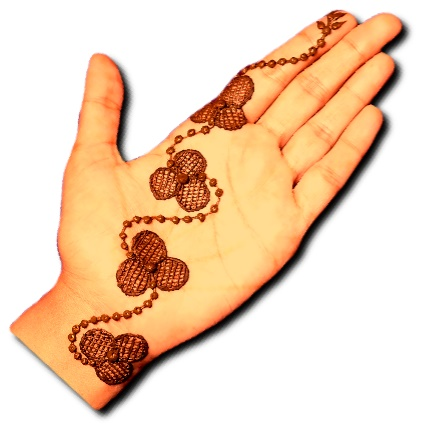 Beautiful Easy Mehndi Design